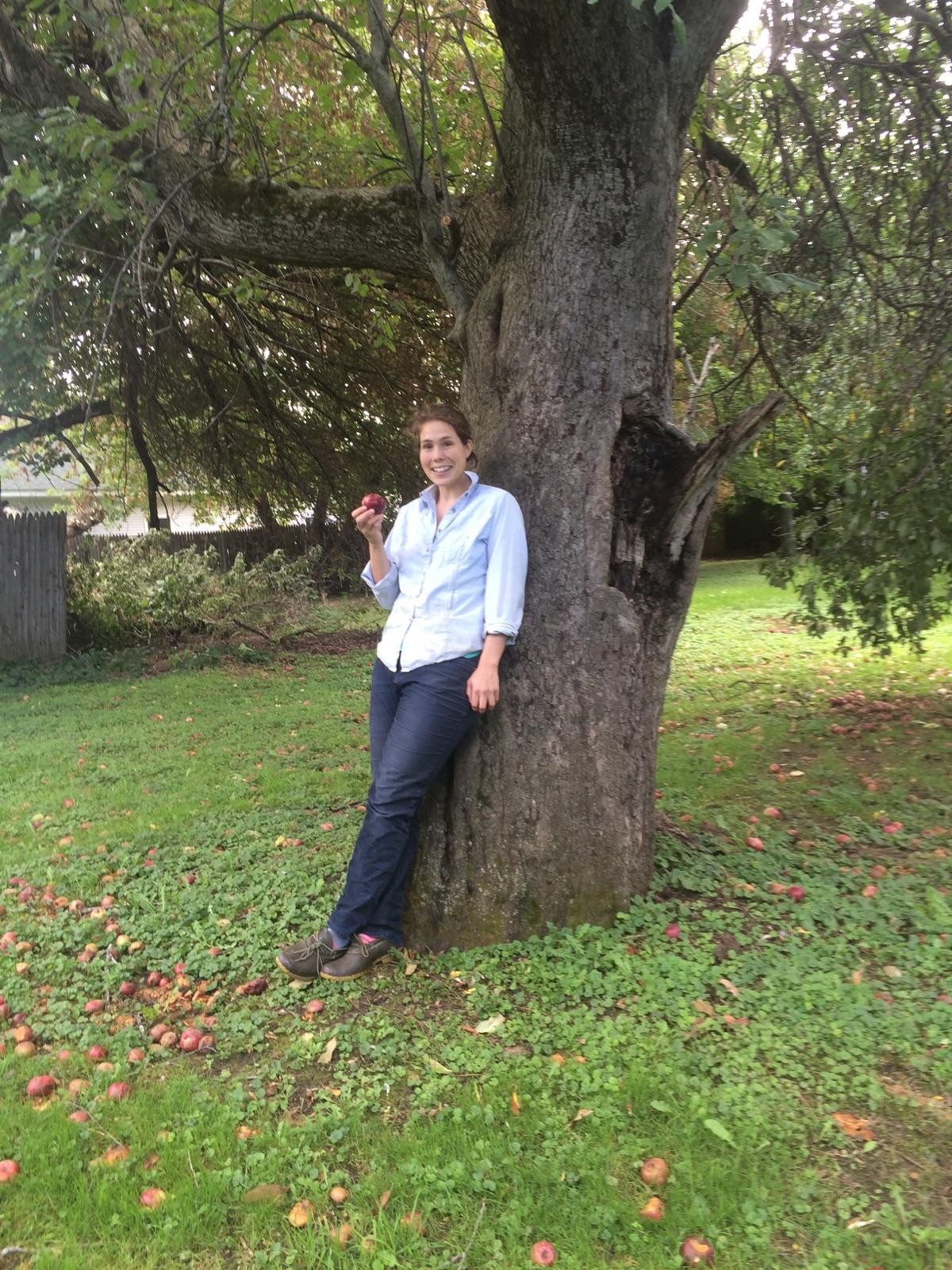 Eliza fameuse tree